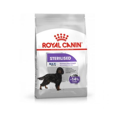 Royal Canin MAXI STERILISED ADULT 9KG