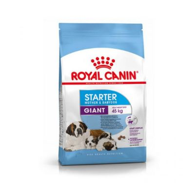 Royal Canin GIANT STARTER 4KG