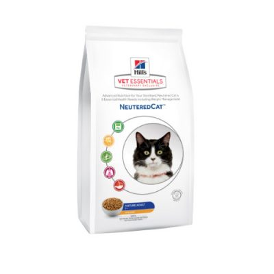 Vet Essentials Feline Mature Adult Neutered Cat Chicken 1,5kg