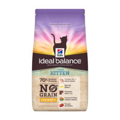 Hill's ideal balance Kitten No Grain Chicken & Potato 1,5kg