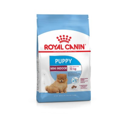 Royal Canin MINI INDOOR PUPPY 3KG