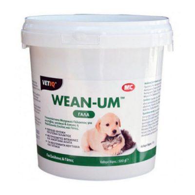 Wean-Um Γαλα Για Σκυλο & Γατα 500Gr