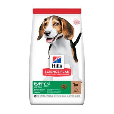 Hill's SCIENCE PLAN Puppy Medium Lamb & Rice 14kg