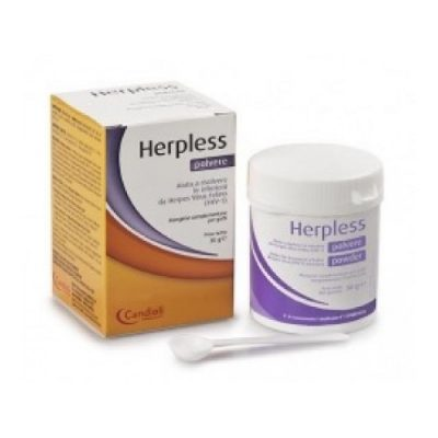 HERPLESS POWDER 30GR σε σκόνη