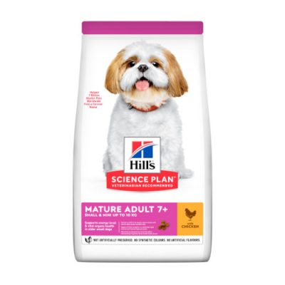 Hill's SCIENCE PLAN Mature Adult Dog Small&Mini Chicken 3kg