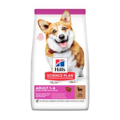 Hill's SCIENCE PLAN Adult Dog Small&Mini Lamb&Rice 1.5kg