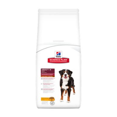 Hill's SCIENCE PLAN Adult Dog Large Breed Chicken 18kg Value Pack