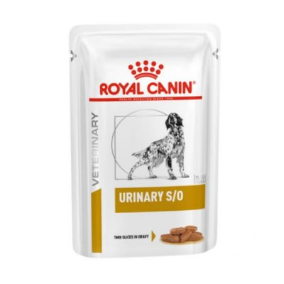 ROYAL CANIN URINARY S/O POUCH 40X100GR