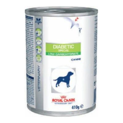 ROYAL CANIN DIABETIC SPECIAL DOG CAN 12X410GR