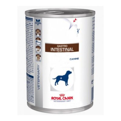 ROYAL CANIN GASTRO INTESTINAL DOG CAN 12X400GR