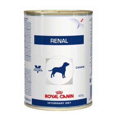 ROYAL CANIN RENAL DOG 12X410GR