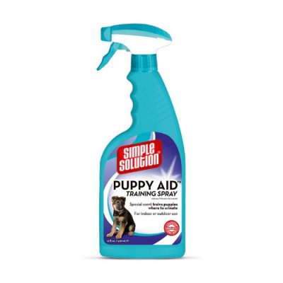Simple Solution Puppy Aid Training Spray Για Σκυλους 500Ml