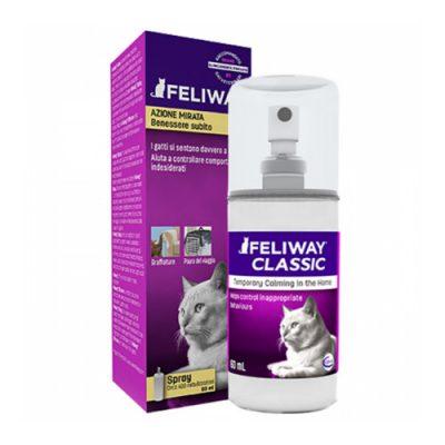 Feliway Classic Spray Σπρευ Για Γατες 60Ml