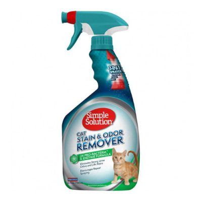 Simple Solution stain & odour remover spray for cats 750ml