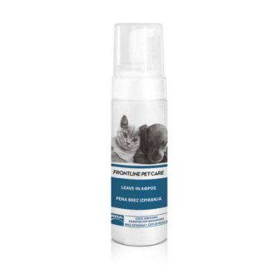 Αφρός Frontline Pet Care Καθαριστικό & Conditioner 150ml
