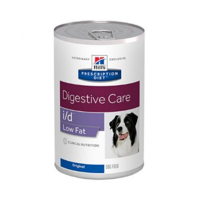 PD Canine i/d Low Fat 12x360gr