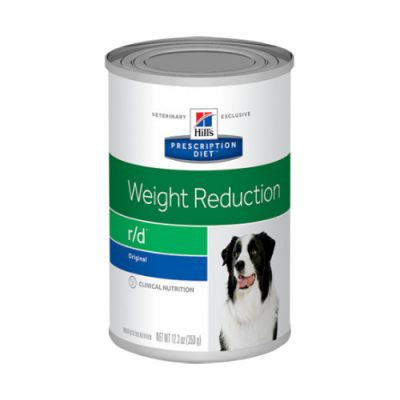 PD Canine r/d WEIGHT REDUCTION 12x350gr