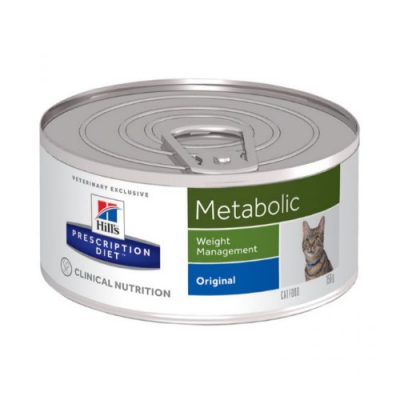 Hill'S Prescription Diet Metabolic Weight Management 24X156Gr