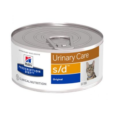 Hill'S Prescription Diet S/D Urinary Care 24X156Gr