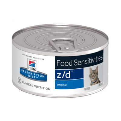 Hill'S Prescription Diet Z/D Food Sensitivites 24X156Gr