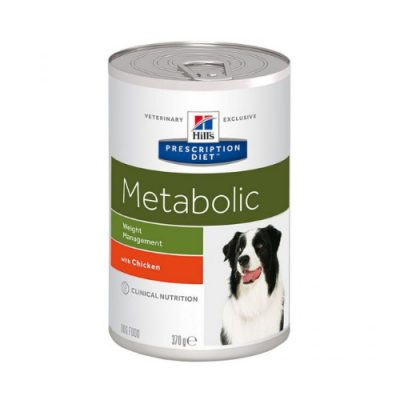 PD Canine Metabolic chicken 12χ370gr