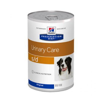 Pd Canine S/D Urinary Care 12X370Gr