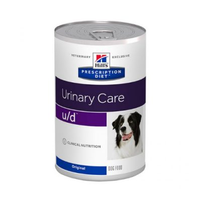 PD Canine u/d URINARY CARE 12x370gr