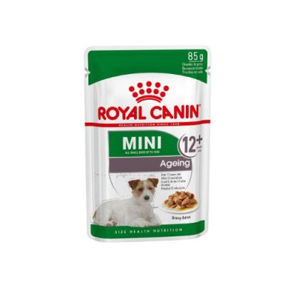 Royal Canin MINI AGEING pouch 12x85gr