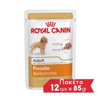 Royal Canin POODLE pouch 12x85gr