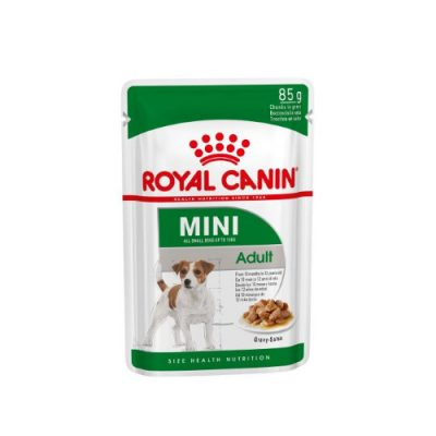 Royal Canin mini adult pouch 12x85gr