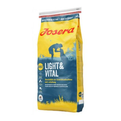 Josera Dogfood Light & Vital 15Kg