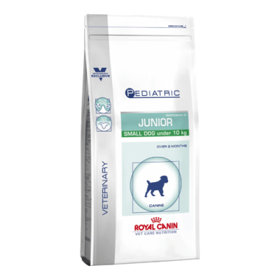 ROYAL CANIN VETERINARY CARE NUTRITION - Pediatric Junior Small Dog 2kg