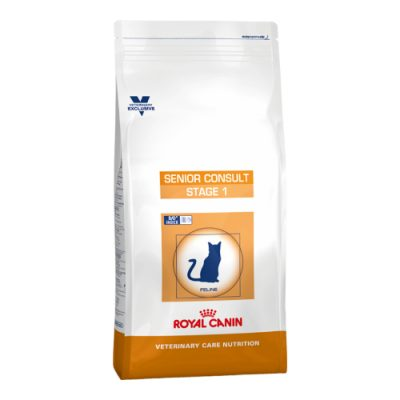 Royal Canin Veterinary Care Nutrition - Senior Consult Stage 1 3.5Kg