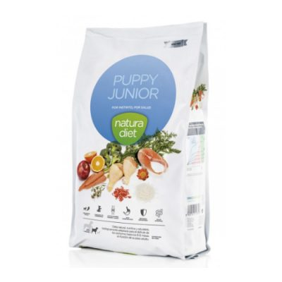 NATURA DIET PUPPY JUNIOR 12KG