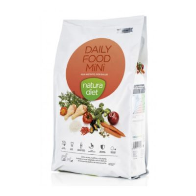 Natura Diet Daily Adult Mini 3Kg
