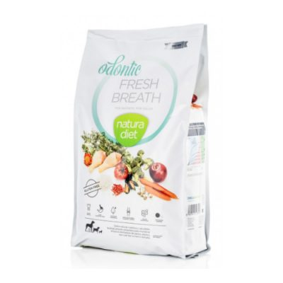 NATURA DIET ODONTIC FRESH BREATH 3KG