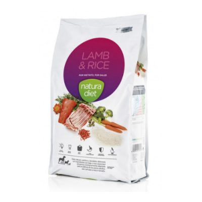 NATURA DIET LAMB & RICE 12KG