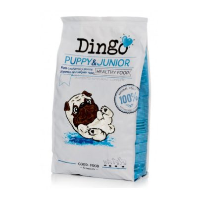 DINGO PUPPY & JUNIOR 15KG