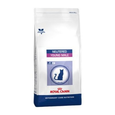 Royal Canin Veterinary Care Nutrition - Neutered Young Male 1.5Kg
