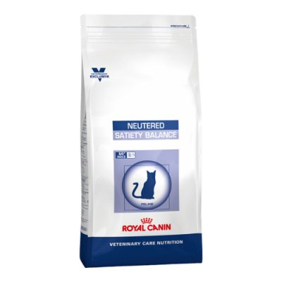 Royal Canin Veterinary Care Nutrition - Neutered Satiety Balance 8kg