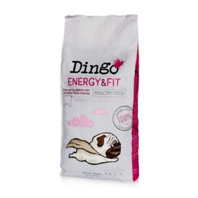 DINGO ENERGY & FIT CHICKEN 15KG
