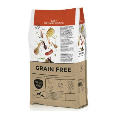 NATURA DIET GRAIN FREE BABY NATURAL RECIPE 12KG