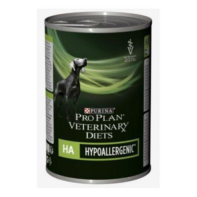 Pro Plan Veterinary Diets Ha Dog Hypoallergenic 400Gr (12 Τεμ)