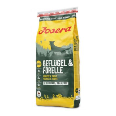 Josera Poultry And Trout Grain Free 15Kg