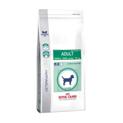 Veterinary Care Nutrition Adult Small Dog 8kg