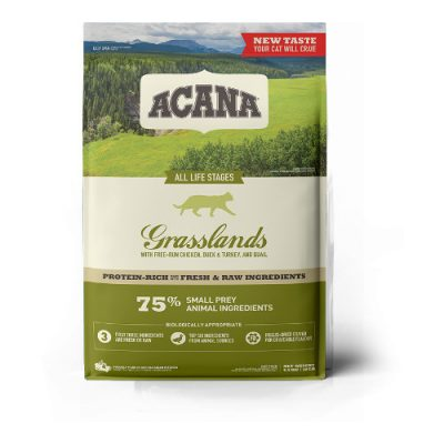 Acana Grasslands Cat &Amp; Kitten 4,5Kg