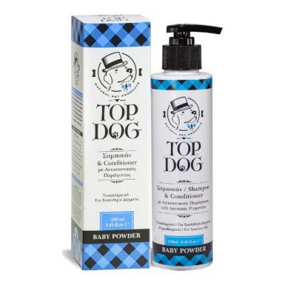 Topdog Baby Powder Σαμπουαν 250Ml