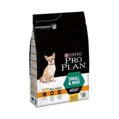 Pro Plan Small & Mini Adult Optibalance Chicken 7Kg