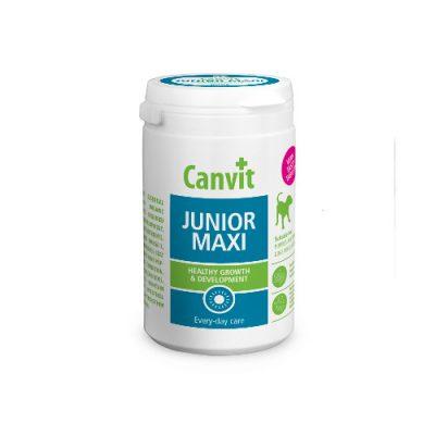 Canvit Junior Maxi Συμπλήρωμα Διατροφής 76 Δισκία 230Gr