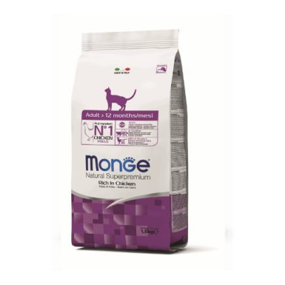 Monge Cat Adult Chicken 1,5Kg